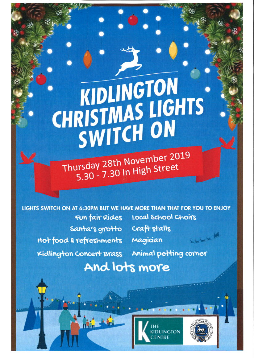 Christmas Lights Poster No19
